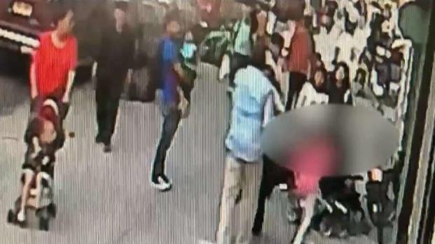 [TLMD - NY] Hombre intenta secuestrar a niña de ocho años