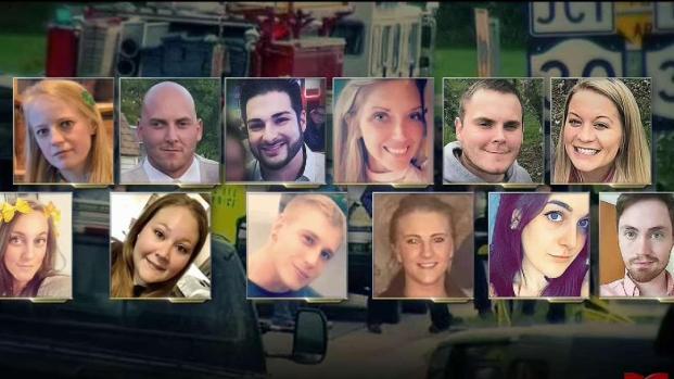 [TLMD - NY] Honran a víctimas de accidente en limusina