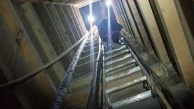 [TLMD - SD] Imágenes del cateo en presunto narco túnel en Tecate