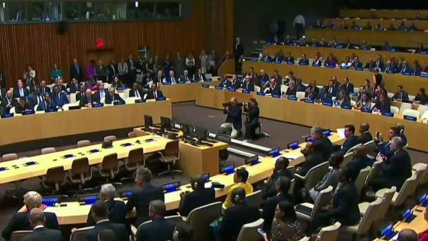 [TLMD - NY] Inicia la anticipada Asamblea General de la ONU