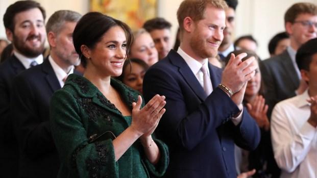 Meghan y Harry mantendrán detalles del parto en privado