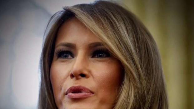 """Melania Trump dice que """"odia"""" separación de familias"""