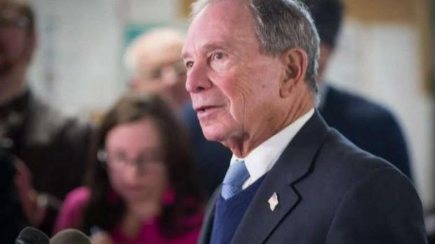[TLMD - NY] Michael Bloomberg hace oficial su campaña presidencial