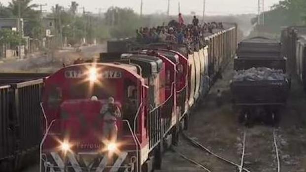 [TLMD - LV] Migrantes regresan a ''La Bestia'' en México