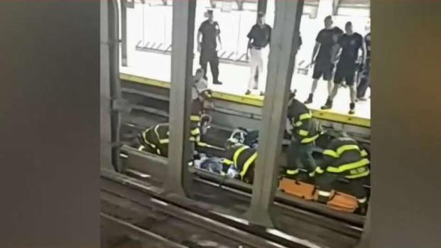 [TLMD - NY] Mortal accidente en los rieles del subway