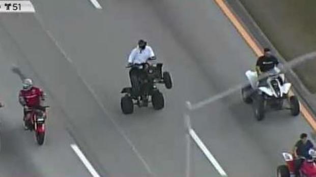 [MI] Motociclistas se toman vías de Miami