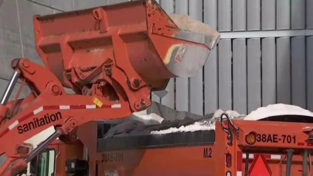 [TLMD - NY] Nuestra área se prepara para tormenta invernal