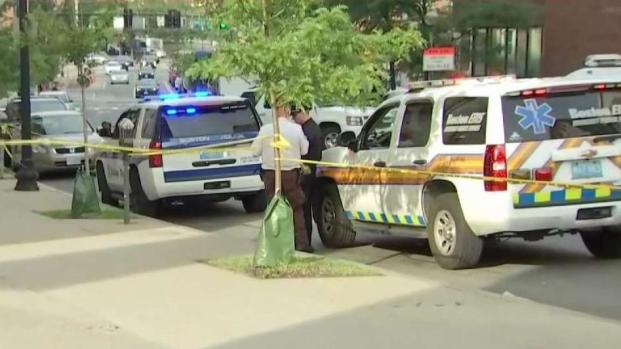 [TLMD - Boston] Paramédico apuñalado gravemente cerca de juzgado en Downtown Boston