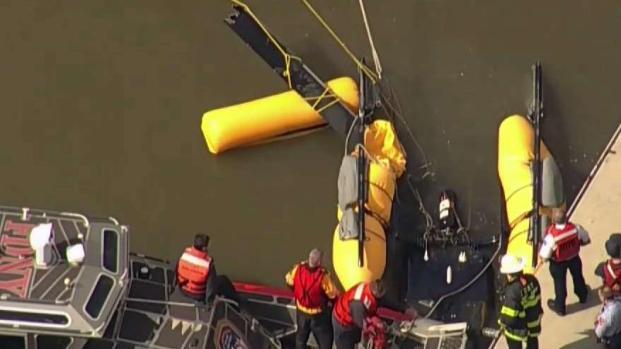 [TLMD - NY] Piloto hispano sobrevive a desplome de helicóptero