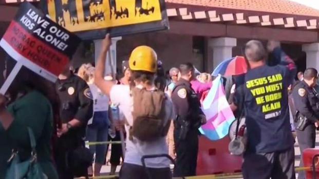 [TLMD - SD] Protestan evento de lectura en Chula Vista
