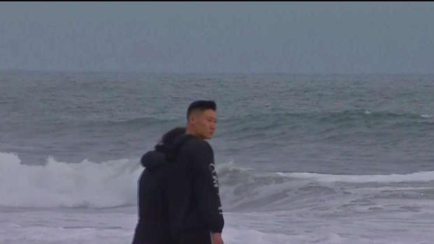 [TLMD - SD] Reabren playa que estaba cerrada por contaminación