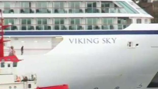 [TLMD - LV] Revelan causas de falla de crucero en Noruega