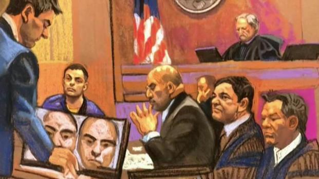 """[TLMD - NY] Supuesta amante de """"El Chapo"""" testifica"""