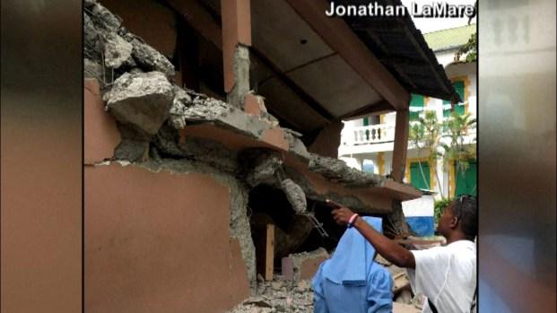 Terremoto deja estela de destrucción en Haití