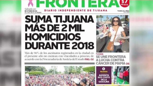 [TLMD - SD] Tijuana se desangra las muertes van en aumento