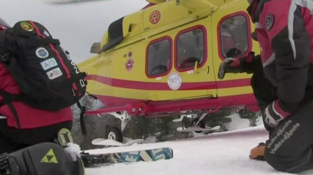 Esquiadores muertos y otros desaparecidos tras avalancha