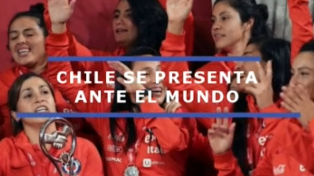 [TLMD - LV] Chile juega su primera Copa Mundial Femenina