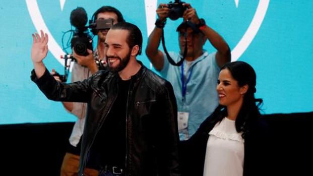 Salvadoreños en DC, optimistas tras victoria de Bukele
