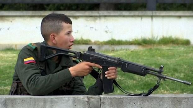 Imágenes de terror: sube cifra de muertos tras atentado en Colombia
