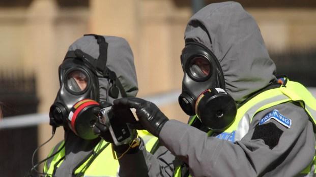 [TLMD - PR] Qué hacer en caso de un ataque químico