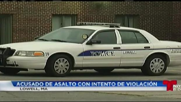 Logran arresto por abuso sexual en Lowell