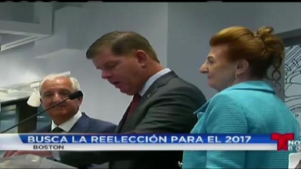 Walsh busca la reelección