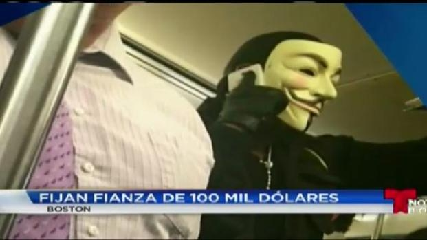 $100,000 de fianza por amenaza de bomba en el tren