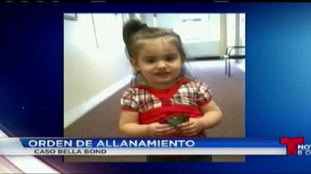 Autoridades ejecutan una nueva orden de allanamiento en caso de Bella Bond