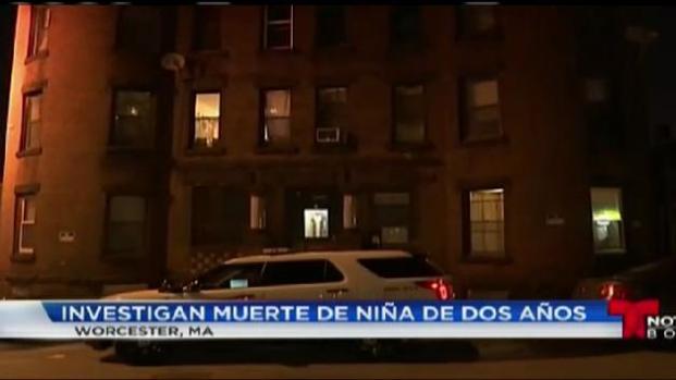 Investigan muerte de niña de dos años