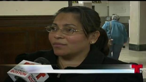 Alcalde se reunió con comunidad en East Boston