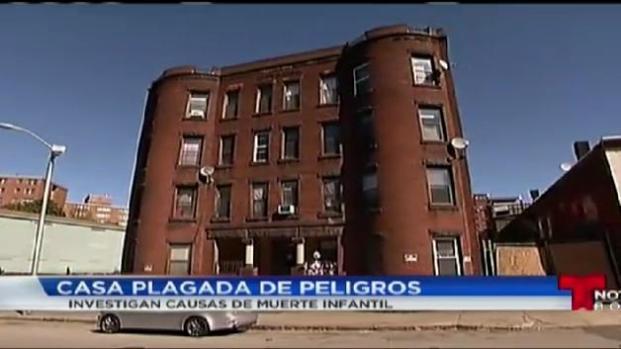 Revelan condiciones del apartamento donde murió una bebe de 2 años