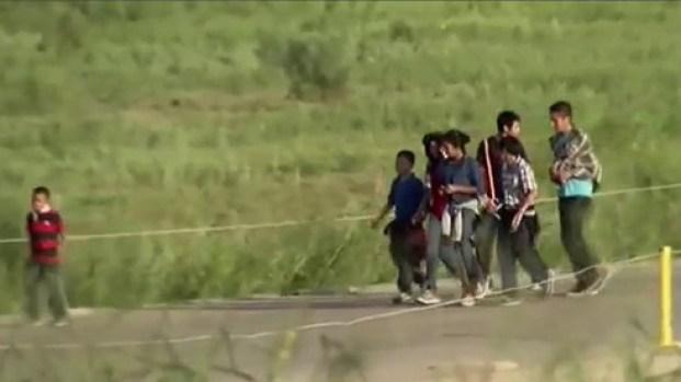 Video: La ONU presiona por niños migrantes