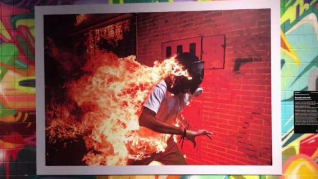 Exhibición fotográfica en DC muestra la realidad latinoamericana