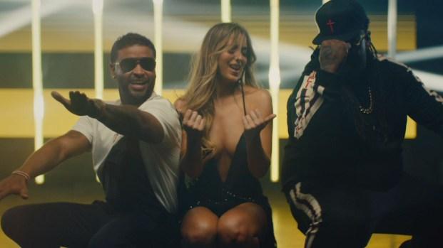 Shannon de Lima protagoniza video de Zion & Lennox