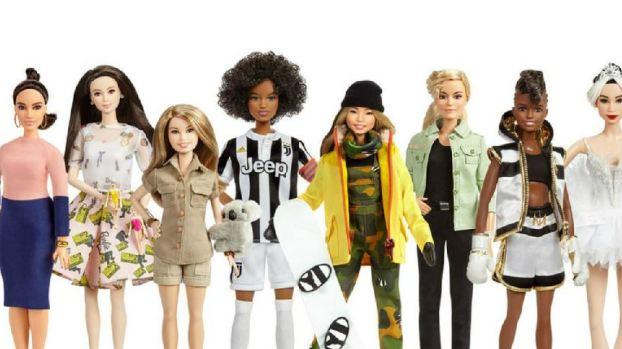 Las muñecas Barbie con nombre y apellido, inspiradas en mujeres reales