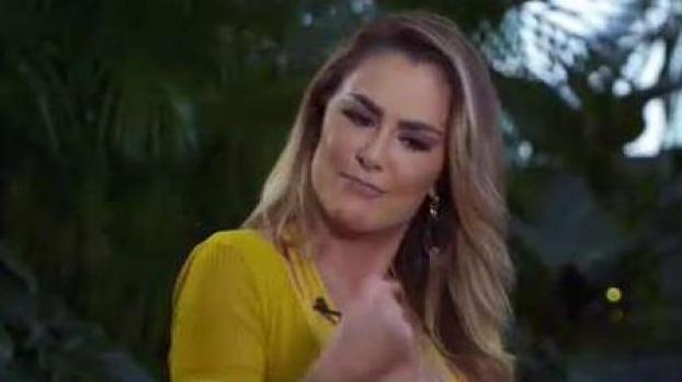Ninel Conde dice que se sintió atacada por presentador de tv