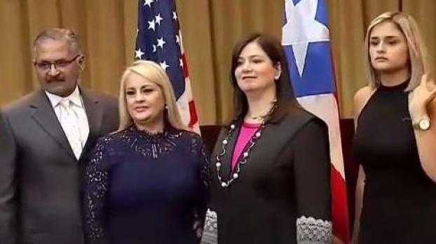 [TLMD - LV] Puerto Rico tiene nueva gobernadora
