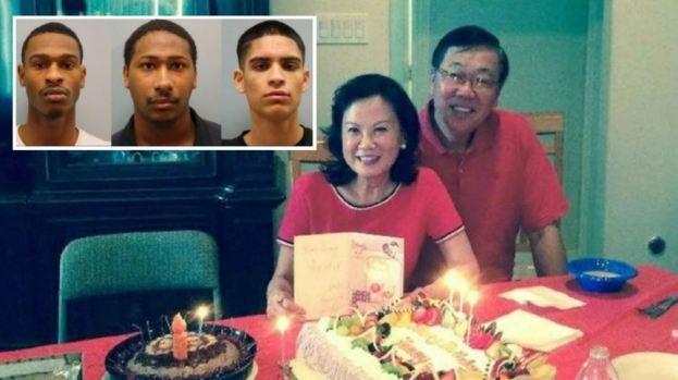 Acusan a hermanos de robar y ejecutar a pareja de inmigrantes