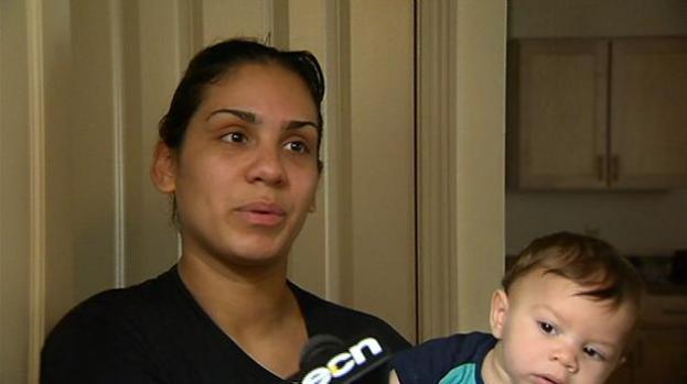 """Vecina de madre de """"Baby Doe"""" dice que conocía a la niña"""