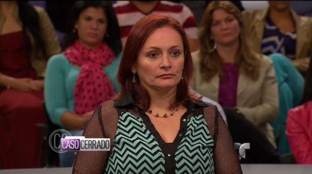 Caso Cerrado: Vendo gorros para penes-Demandante