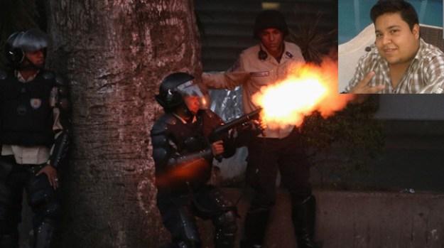 Video: Venezuela: matan a un líder estudiantil