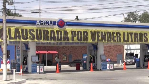 Clausuran gasolineras en Ciudad Juárez