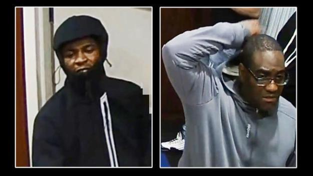 Buscan a sospechosos de violento robo en hotel de NY