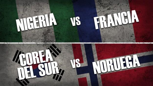 Copa Mundial Femenina: aquí en vivo los partidos de hoy