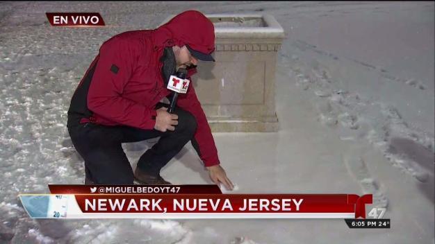 Alerta del Tiempo: más nieve para nuestra área