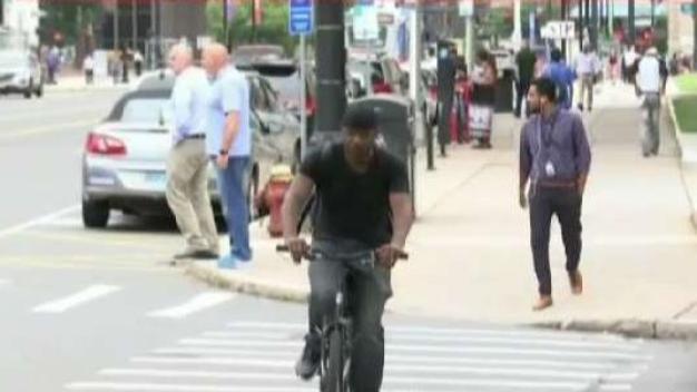 Alerta por posible calor extremo en Hartford