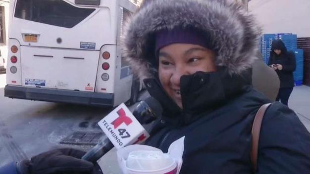 Así combate Nueva York el frío ártico
