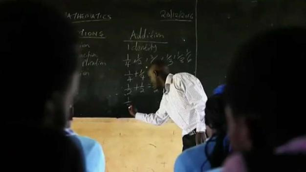 Boricua lucha por la niñez en remota nación africana