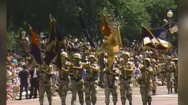 Bowser le responde a Trump por Desfile Militar