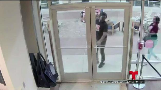 Buscan identificar a presunta pareja de ladrones